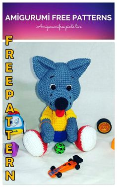 Welcome to our website where you can find the most beautiful and highest quality… – Toys Ideas Crochet Fox Pattern Free, Crochet Animal Patterns, Crochet Patterns Amigurumi, Stuffed Animal Patterns, Crochet Toys, Free Crochet, Free Pattern, Christmas Crochet Patterns, How To Start Knitting