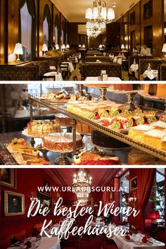 The most beautiful Viennese coffee houses – Famous Last Words Coffee Break, Coffee Time, Disneyland Paris, Restaurant Bar, Hipster Cafe, Barcelona Restaurants, House Of Beauty, Coffee Art, Family Photography