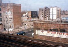 Bronx ghetto 300x209 El mítico Bronx