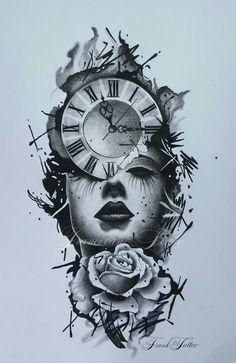 By Francivan Lima desenho a lápis 8B