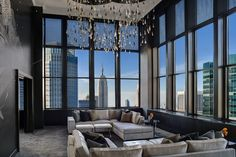 Inside The $25K Dom Pérignon Hotel Suite At The New York Palace - Pursuitist #newyork #luxury