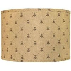 French bee lampshade - Google Search