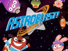 Astroblast Cartoon Wallpapers