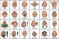 English 4 Frogs: Fiche de vocabulaire n°7: exprimer ses #sentiments #feelings #anglais #english