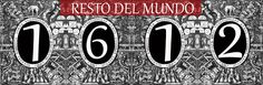 Un Diario del Siglo XVII: RESTO DEL MUNDO 1612