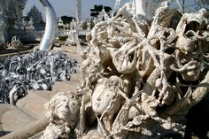 Pit of hell, White Temple