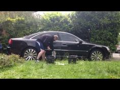 W12DMK Audi A8 W12 Car Clean / detailing UK - YouTube