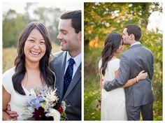 Columbus, Ohio Wedding Photography : www.LilyGlassPhotography.com    Skipping Rock Farm  Flowers by Rose Bredl