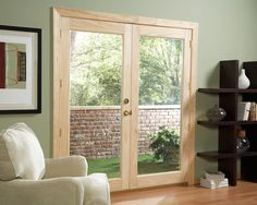 Attractive Ashworth(R) Patio French Doors By Woodgrain Millwork