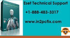 Technical Support for Eset Nod32 Antivirus