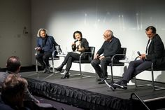 Watch Harvard GSD Celebrate Zaha Hadid in this Discussion Including Patrik Schumacher and Elia Zenghelis
