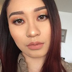 Neutral Halo Eyes @phreshoffthebrush Deets Share your looks to be featured #GlamExpress or  http://ift.tt/1LKibRA (win cool stuff ) BBloggers  YTers : check out our monthly beauty competitions  http://ift.tt/1yB0sDN //DEETS// Eyes: @toofaced sweet peach palette  Brows: @anastasiabeverlyhills chocolate  Lashes: @ardell_lashes wispies Lips: @maccosmetics lady be-good  LIKE IF YOU  THIS & TAG SOMEONE WHO NEED TO SEE THIS . . . . #makeupartistry #mua #makijaż #maquiagemx #maquiagemprofissional…