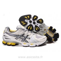 detailed look 0931e 1859b Asics Gel Kinsei 2 Grey Silver White 0203 Asics Gel Kinsei, Top Running  Shoes,
