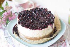 Es gibt leckeren Skyr Cheesecake für euch, aus dem wunderschönen Island. Eines meiner liebsten Reiseziele. Wart ihr schon mal da? <3