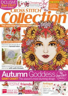 Cross Stitch Collection Issue 227 Patterns Pinned