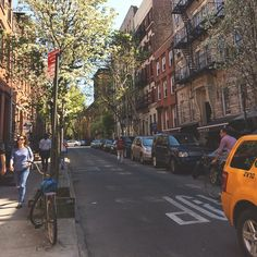 The West Village, New York City