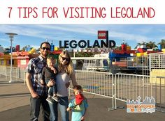 Family Travel: 7 Tips For Visiting Legoland California - what to see, how to see it all, when to go, and how to make it a fun vacation for everyone.