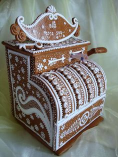 #bpnow #blacklivesmatter  Gingerbread cash register ! C) A holiday event with gingerbread houses all over VS flagship stores would be SO FABULOUS! And smell so sweet. This cash register is incredible!
