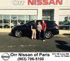 https://flic.kr/p/HSMX2r | #HappyBirthday to Donnie from Nick Jones at Orr Nissan of Paris! | deliverymaxx.com/DealerReviews.aspx?DealerCode=J476
