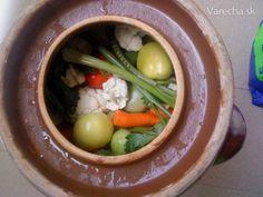 Kvasená zelenina podľa starého bulharského receptu (fotorecept)