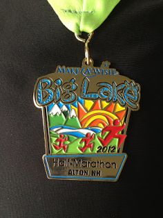 New Years Resolution No matter what start running again. Ultimate goal this year will be to attempt the Big Lake Half Marathon Seattle Half Marathon, 10k Races, Sports Medals, Virtual Run, Big Lake, Run Disney, How To Start Running, Racing, Half Marathons