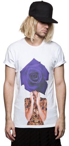 PIZ12 t-shirt Violet