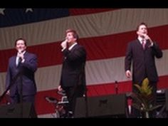 Booth Brothers at 44th Annual Brumely Sing ::    If We Never Meet Again, The Blind Man (He Saw It All), Every Cry Is Heard, Because He Lives, Let The Healing Begin, I Played In The Band And Sang In The Choir, I Believe In A Hill Called Mt. Calvary, and Still Feeling Fine.   and Duane Garren fainting at the end!!