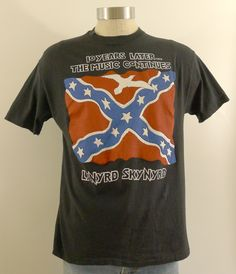 0719aa7ae06 Reware Vintage  Lynyrd Skynyrd 1988 Tour Local Crew T Shirt