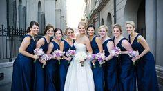 Vestido de madrinha de casamento da mesma cor: Sim, essa moda já pegou