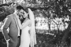 beautiful bride and groom // Anita Martin Photography