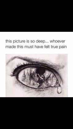 drawings meaningful deep drawing meaning paintings easy pencil dark eyes step unique amazing pretty they