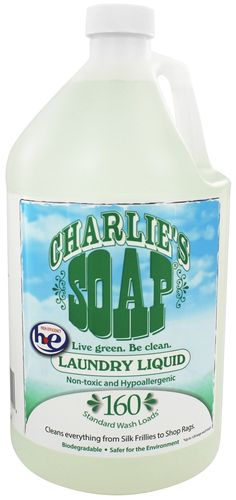 Buy Charlie's Soap - Laundry Liquid - 1 Gallon at LuckyVitamin.com