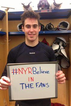 John Moore - New York Rangers