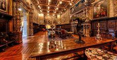 William Randolph Hearst Mansion | Hearst Castle – William Randolph Hearst | NUBA