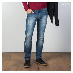 Diferentes lavagens do jeans Gdoky, indispensável em todas as estações. #calçaskinny #gdokymen #inverno18
