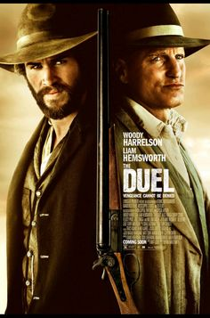 Duel - Poster
