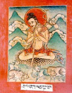 Indian Adept (siddha) - Goraksha