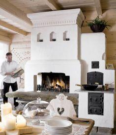 * THE ESSENCE OF THE GOOD LIFE ™ *: masonry stove / STEINOVN - MASONRY STOVE / STONE OVEN