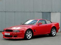 1993 Aston Martin V8 Vantage Coupe