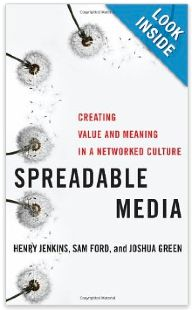 Spreadable Media, by Henry Jenkins, Sam Ford and Joshua Green, is a must-read for any marketer who has been tasked with creating 'viral' content.