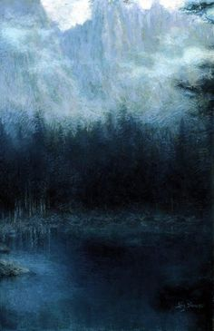 Lucien Lévy-Dhurmer,The Dolomites 1912