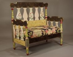 Handpainted Furniture idea