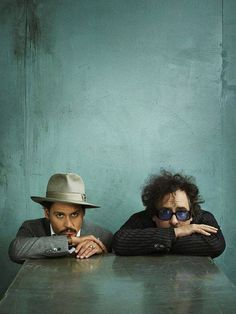 Depp and Burton