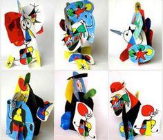 Miro-sculpture