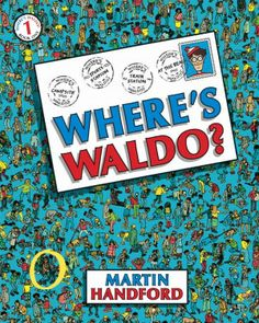 Where's Waldo? Paperback by Martin Handford (Author, Illustrator) The amazing original that set off the worldwide search for Waldo! Perfect for the youngest Waldo searcher, this special edition contai Wo Ist Waldo, Wheres Wally, Paris 13, Thing 1, Reading Levels, Online Gratis, Book Activities, Book 1, Nonfiction
