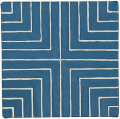 Frank Stella B.1936 UNTITLED signed and dated 1960 on the stretcher, oil on canvas 9 1/8 by 9 1/8 in.   Sotheby's