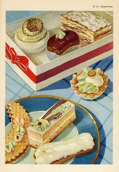 Russian Pâtisserie