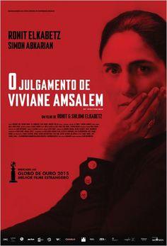 """""""O Julgamento de Viviane Amsalem"""" (Gett - 2015)"""