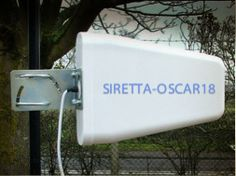 Siretta Oscar 18 Packs a 12dBi Gain in a Very Compact Sized GSM Yagi Antenna http://www.antenna-news.co.uk/?p=68