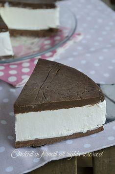 torta fredda kinder fetta a latte ricetta senza cottura ricetta dolce estivo